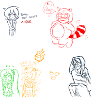 ISCRIBBLE IS MY 200TH DEVIATION :D by superskeetospro