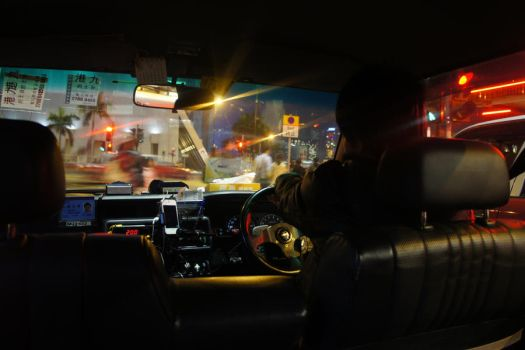 A life of a taxi driver by janberlina