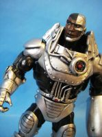Custom DC Universe Cyborg Figure New 52 by cusT0M