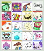 fakemon type meme by FrozenFeather
