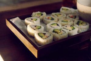 sushi for you by tracylopez