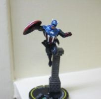 Bucky Captain America Custom by mach1neman