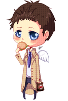 SPN- Cas by lykitty