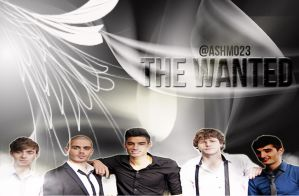 The Wanted Banner by TrulyMadIrresistible