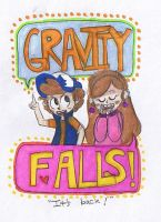 Gravity Falls by Suivre