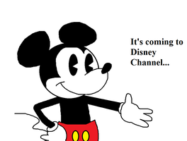 New Mickey coming to Disney Channel by SuperMarcosLucky96