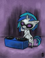 DJ PON-3 by hooves4life