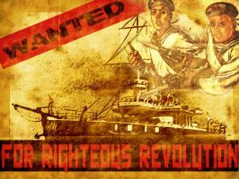 Righteous Revolution by renjikuchiki1