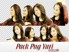 Pack PNG Yuri by pomzwon01