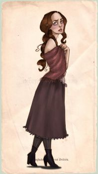 Mme Beatrice's: Agnes by Ninidu