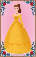 Queen Belle by LadyIlona1984