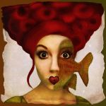 Fish or not..here I come..U can't hide... by StelfySkya