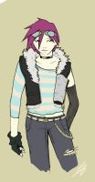 My Yaoi Guy by Fabled-Outlaw