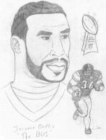 Jerome Bettis - The Bus by My-God-Issa-Girl