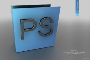 photoshop CS5 Logo by ibrahim-ksa
