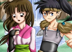 Inuyasha Collab by x-Memoire-x