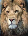Majestic King - Detail by Crynyd