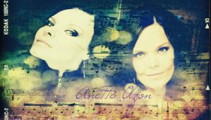 Anette Olzon by bubblenubbins