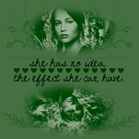 She Has No Idea, The Effect She Can Have(THG) by justadistrict12girl