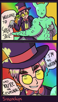 Welcome to Superjail! (Hetalia Crossover) by sissonchips