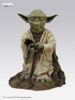 Big Yoda (Elite coll.) by attakuscollection