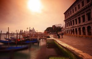 The Last Gondoliers by paddimir
