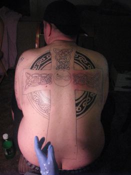 Back Celtic by Tattooedsoulz96