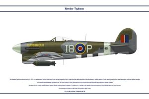 Typhoon Canada 440 Sqn 1 by WS-Clave