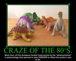 Craze of The 80s. by TheArchosaurQueen
