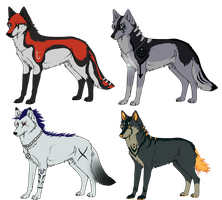 Make An Offer Canine Adoptables by Fells-Adopts