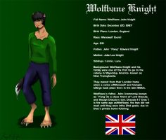 W+L: Wolfbane Knight by Silvre