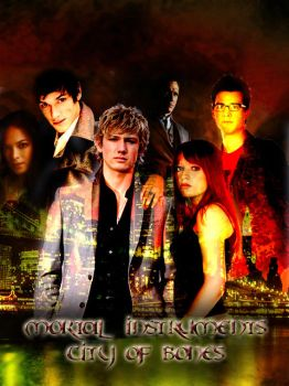 City of Bones by PCullen