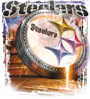 Steelers Raw by WilsonWJr