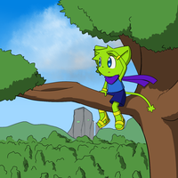 tree climbing by 00freeze00