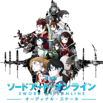 Sword Art Online Movie Ordinal Scale Anime Icon by Wasir525