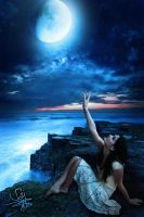 ~Reach For The Moon~ by trinilovechild