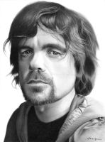 Peter Dinklage by jthompson007