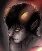 Karkat by Rhodae