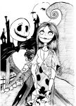 Jack and Sally by Renato23Pescara