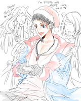 dmchristmas by Fuugen