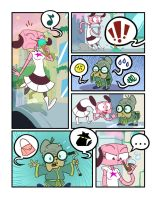 Collys Caper: Page 1 by randomartist