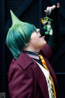 Amaimon | Blue Exorcist by m-squaredphotography