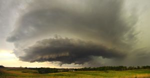 Death of the Apocalypse - Panorama by FramedByNature