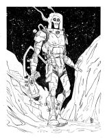 Mr Freeze by alessandromicelli