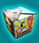 Chinise food Simpsons BOX by manza-xL