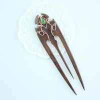 Tree of life Hair Pin by WhiteSquaw