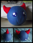 Syn Plushie by otohime0394