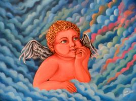 Baby Angel by Giappi76