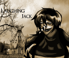 Laughing Jack: Park Invitation by AngelKiller666