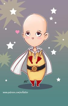 One Punch Potato by NoFlutter